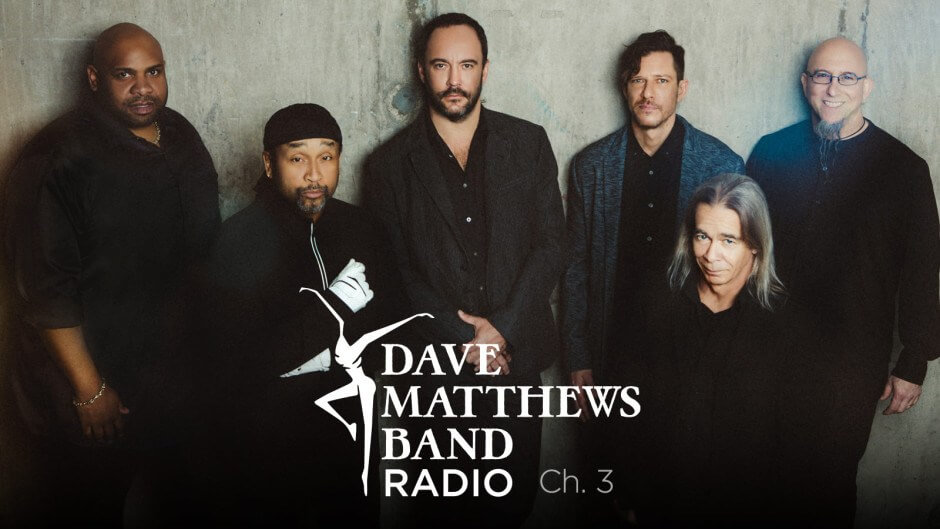 Dave Matthews Band Launches Exclusive Channel to Celebrate New Album & Tour